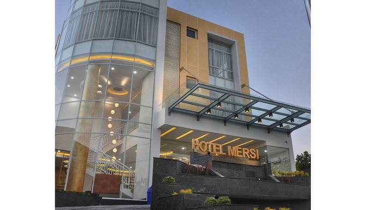Hotel Mersi Bukittinggi - Eksterior