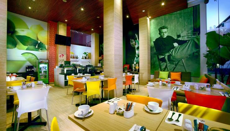 favehotel Kuta - favehotel Kuta Square_Restaurant