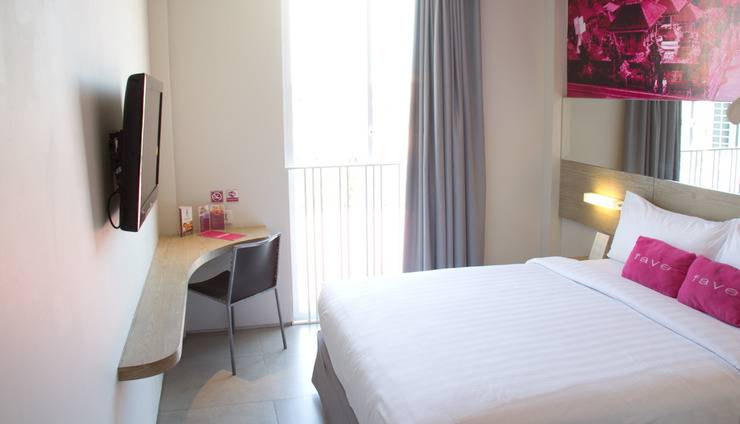 favehotel Kuta - favehotel Kuta Square_Standard Room-Double Bed 2