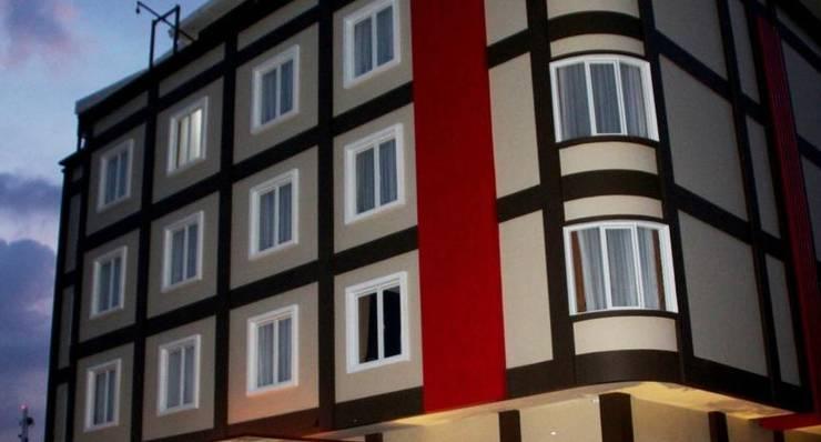 Royal Mega Boutique Hotel Cirebon - Tampilan Luar Hotel