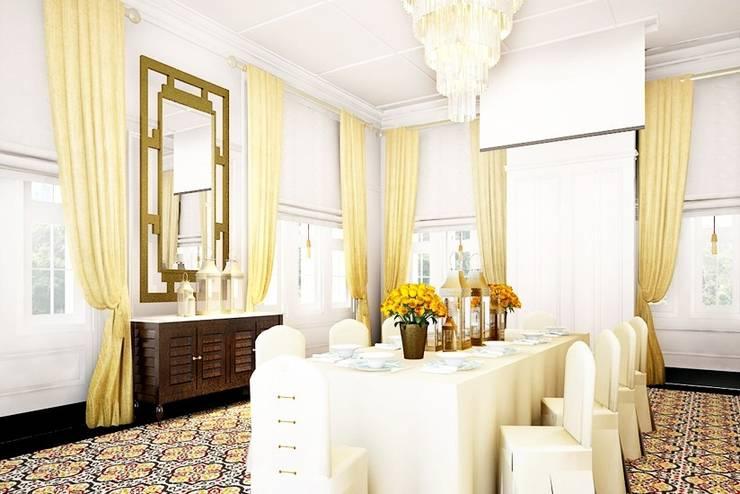 Hermitage Hotel Jakarta - Ruang Rapat