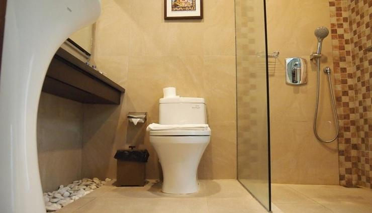 The Royal Pita Maha Resort Ubud - Bathroom