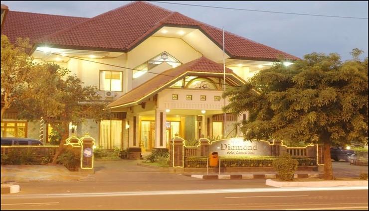 Diamond Hotel Solo Solo - exterior