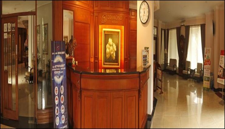 Diamond Hotel Solo Solo - interior