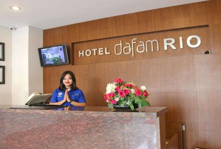 Hotel Dafam Rio Bandung - Front Office