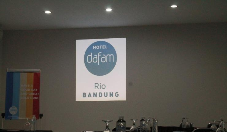 Hotel Dafam Rio Bandung - Meeting Room