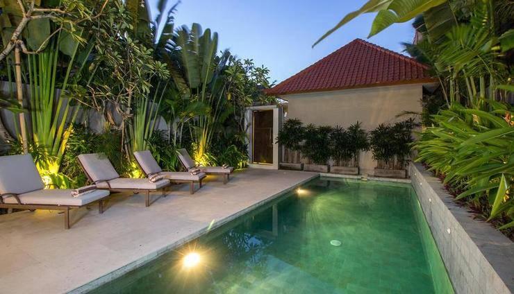 Villa Stella Bali - Kolam Renang