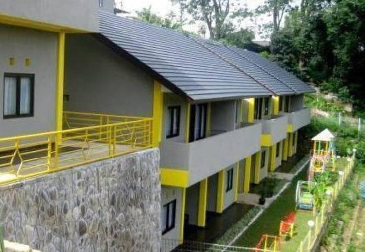 Villa Lemon Bandung - Appearance