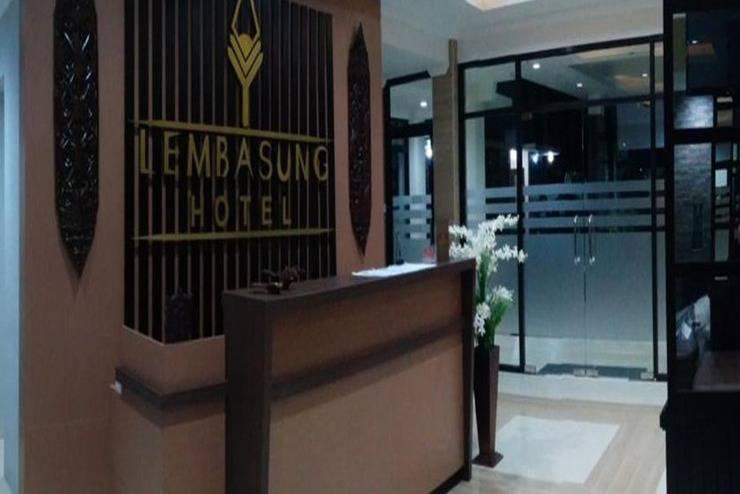 Lembasung Boutique Hotel Tarakan - Resepsionis