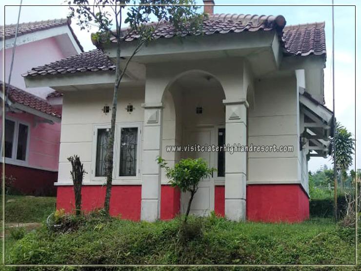 Villa Ranchero 7 - Ciater Highland Resort Subang - Villa Tampak Luar