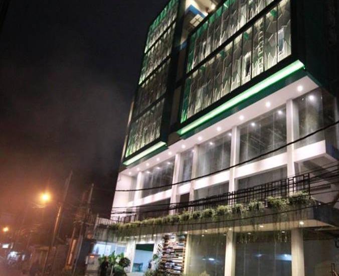 Harvia Suites Jakarta - Tampilan Luar Hotel