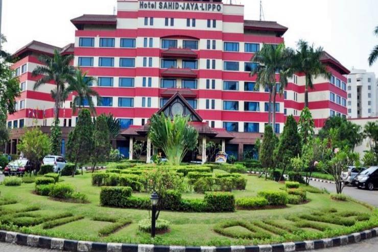 Hotel Sahid Jaya Lippo Cikarang - Tampilan Luar Hotel