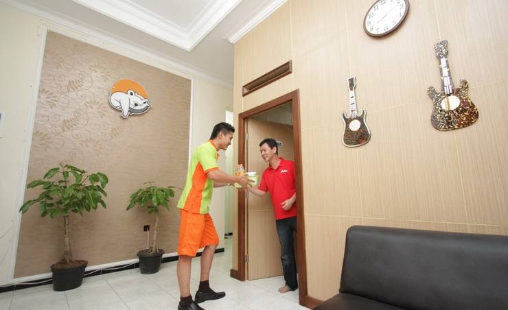 The Cabin Hotel Sutomo Yogyakarta - Keranjang Makanan Ringan