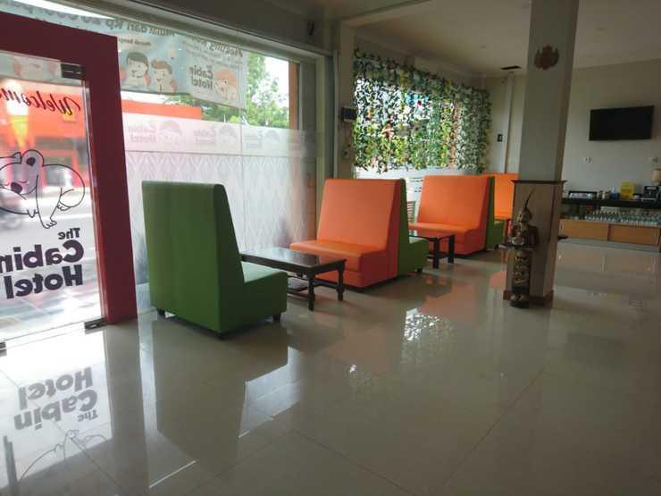 The Cabin Hotel Sutomo Yogyakarta - lobby