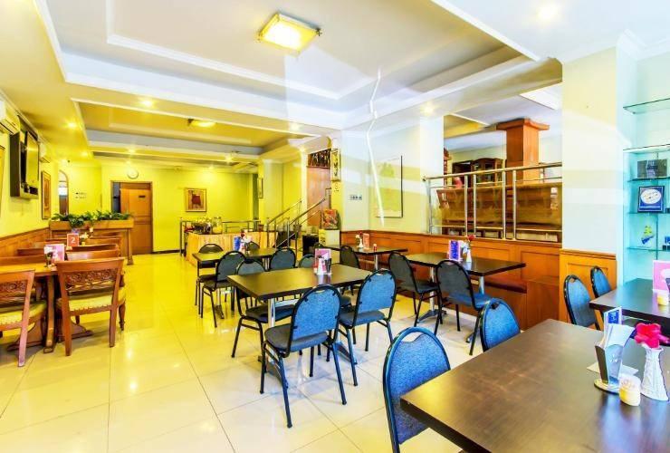 Hotel Cihampelas 2 Bandung - Restaurant