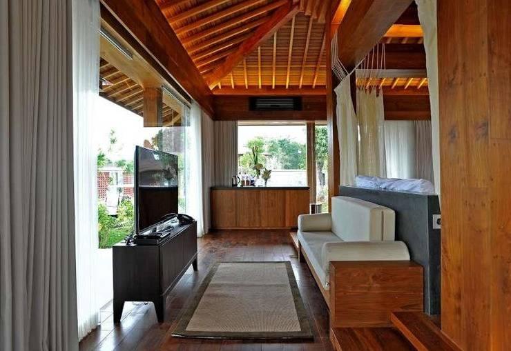 Djoglo Luxury Bungalow Malang - Kamar - kamar President Suite
