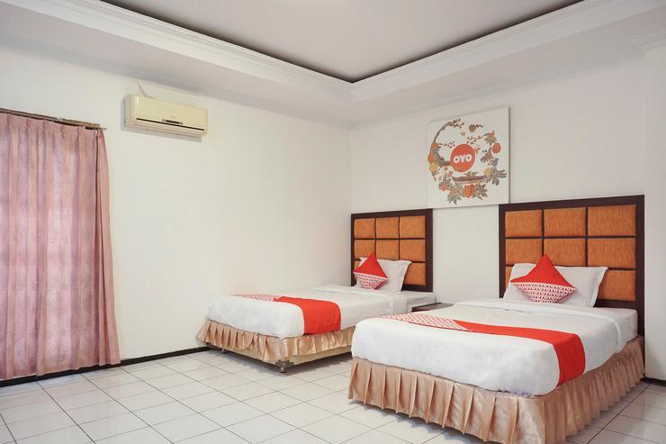 OYO 206 Hotel Candra Kirana Yogyakarta - Bedroom