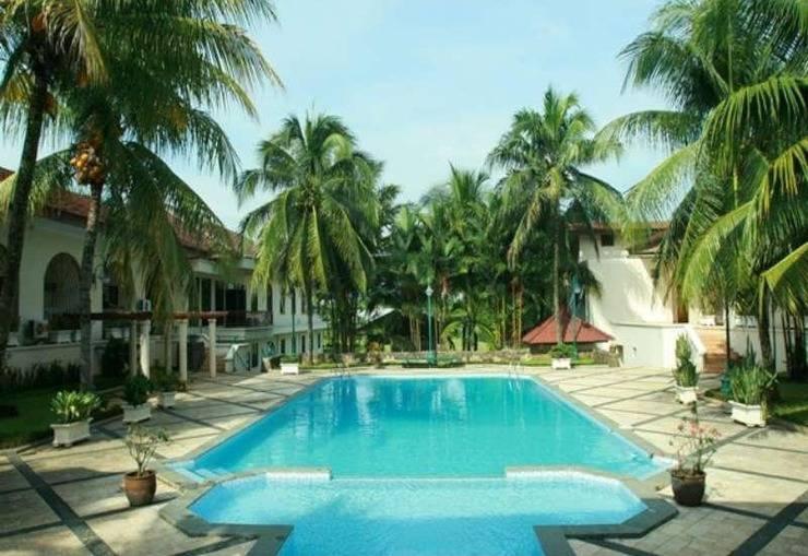 Ole Suites Hotel Bogor - Kolam Renang