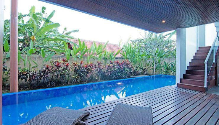 ZEN Villa Umalas Kerobokan - Kolam Renang