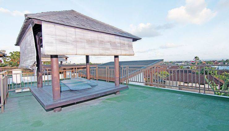 ZEN Villa Umalas Kerobokan - Atap