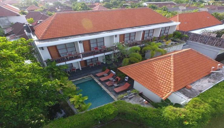 Abyan Guesthouse Bali - Exterior