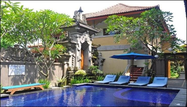 Puri Dewa Bharata Hotel Jimbaran Bali - exterior