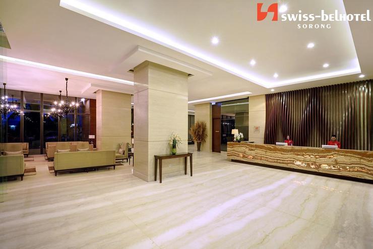 Swiss-Belhotel  Sorong - lobby