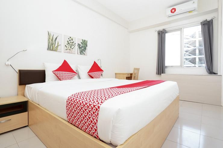 OYO Flagship 910 Menara Rungkut Surabaya Surabaya - Bedroom