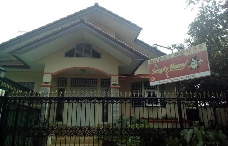 Simply Homy Tubagus Ismail Dago Bandung - pemandangan
