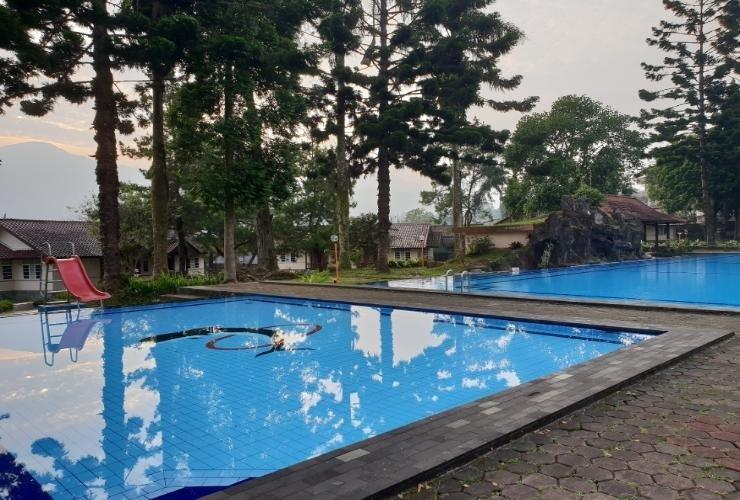 Cisarua Indah Cottage Bogor - Swimming Pool