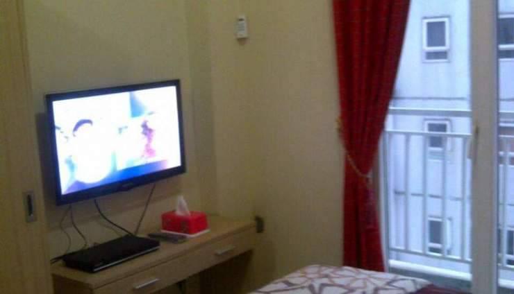 Marzeta Hotel Apartment Bekasi - Kamar Studio