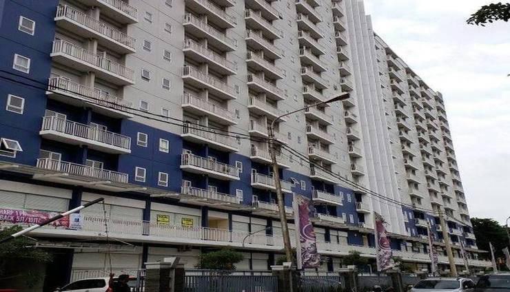 Marzeta Hotel Apartment Bekasi - Lihat depan apartemen