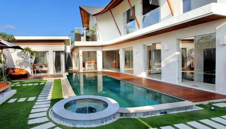 K Villas by Premier Hospitality Asia Bali - Tampilan Luar