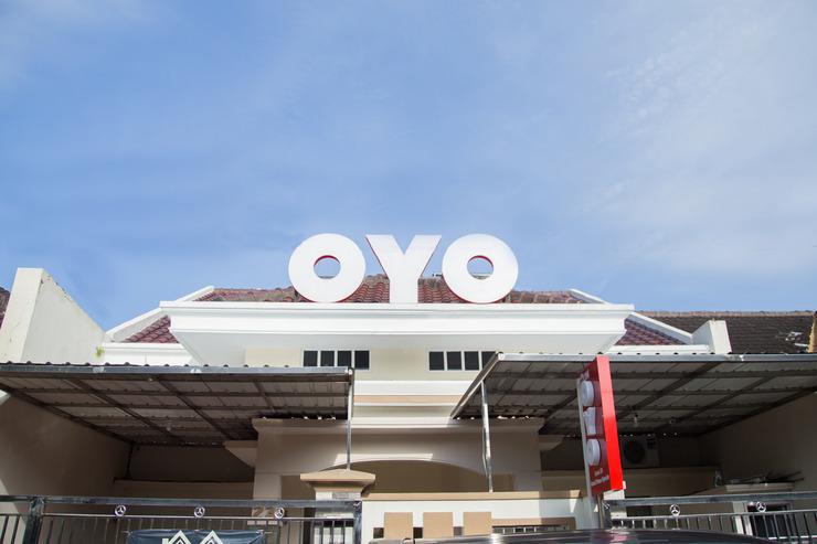 OYO 314 Emas 23 Guest House Syariah Malang - Facade