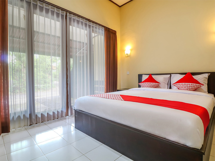 OYO 2367 Kenanga Homestay Bali - Bedroom DD