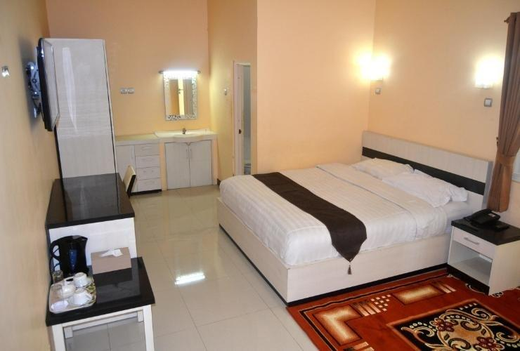 Dia2 Guest House Malang - Guest room