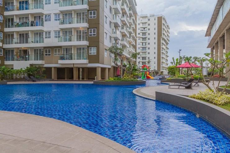 RedDoorz Apartment @ Gateway Pasteur 2 Bandung - Pool