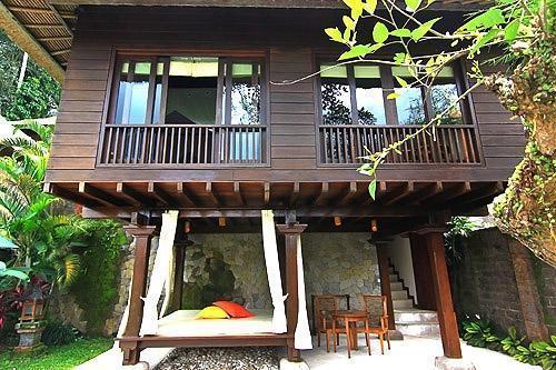 Natura Resort and Spa Bali - Tampilan Luar
