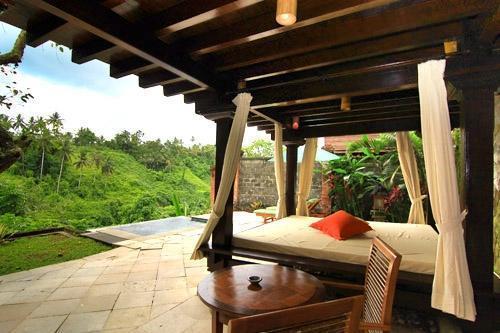 Natura Resort and Spa Bali - Gazebo