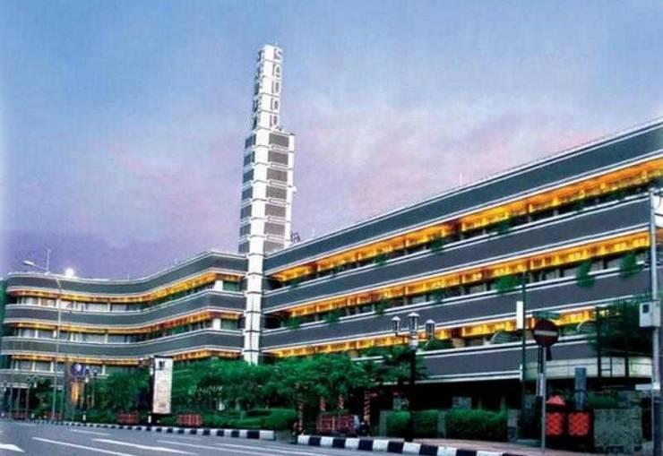 Hotel Savoy Homann Bandung - Tampilan depan Hotel