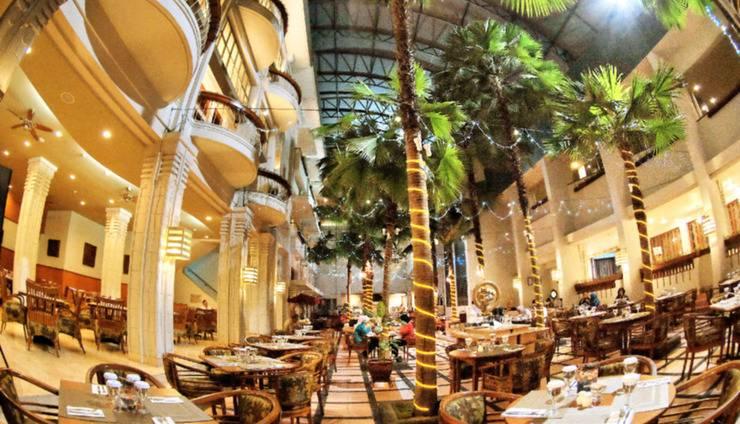 Hotel Savoy Homann Bandung - Restoran