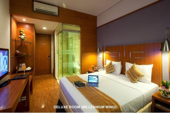 Hotel Savoy Homann Bandung - Deluxe Tempat Tidur King