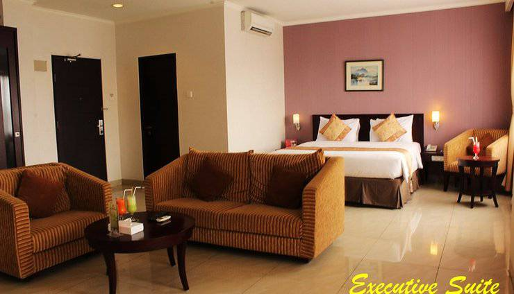 Citra Inn Hotel International & Restaurant Bekasi - Executive Suite