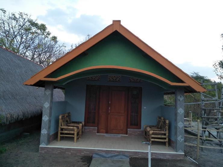Dinoyin Bungalows Lombok - Facade