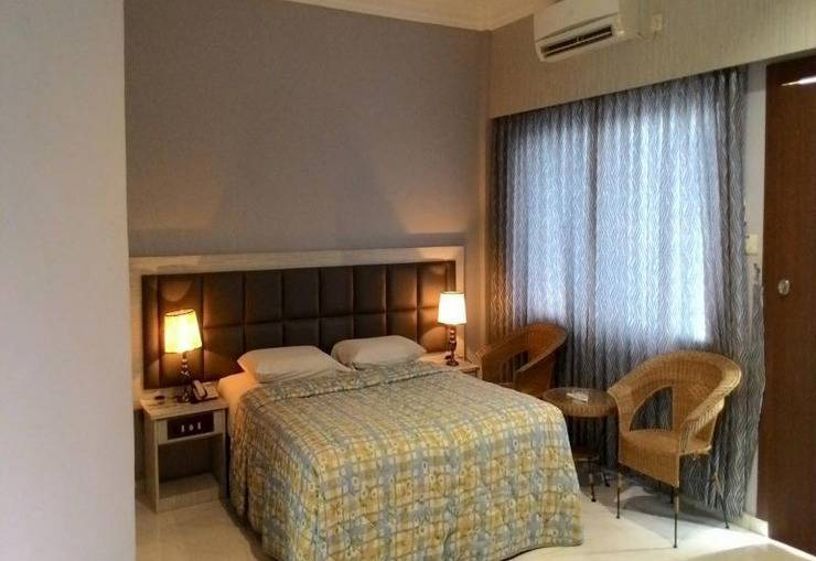 Pelangi Hotel And Resort Tanjung Pinang - KAMAR SUPERIOR DOUBLE