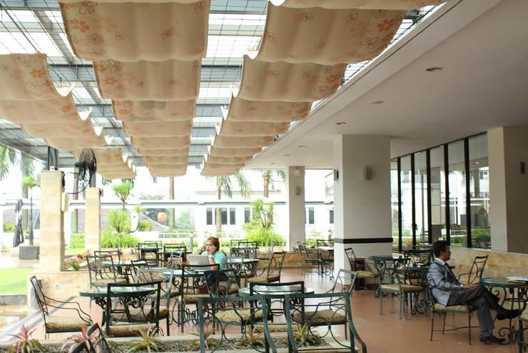 Prama Grand Preanger Bandung - Outdoor Dining