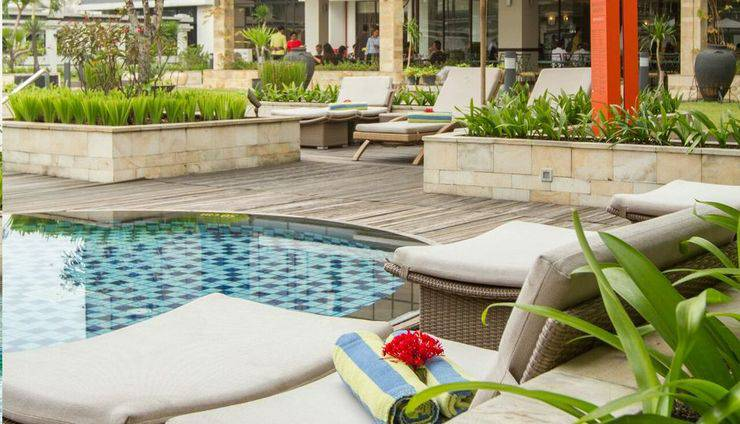 Prama Grand Preanger Bandung - Swimming Pool