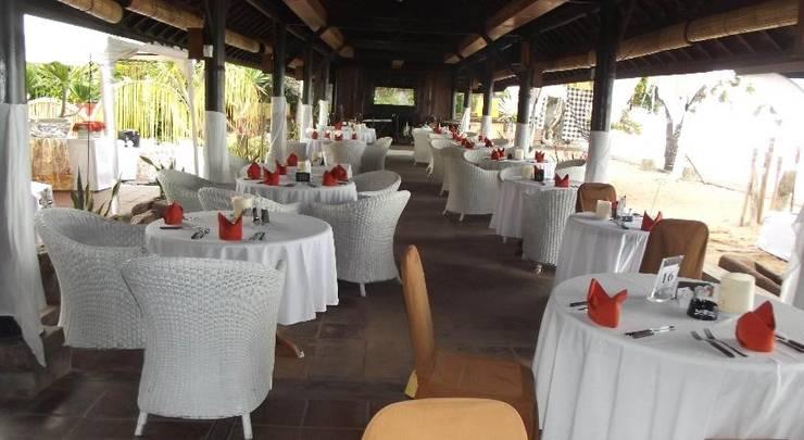 Peneeda View Beach Hotel Bali - Restaurant