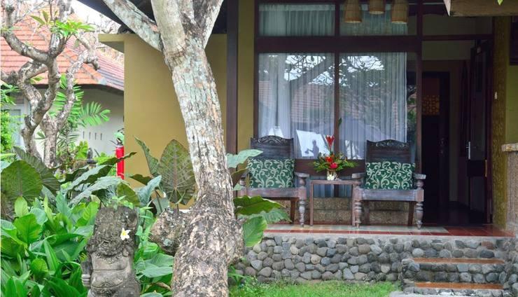 Peneeda View Beach Hotel Bali - honeymoon