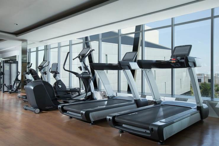 Best Western Solo - Fitness Facility